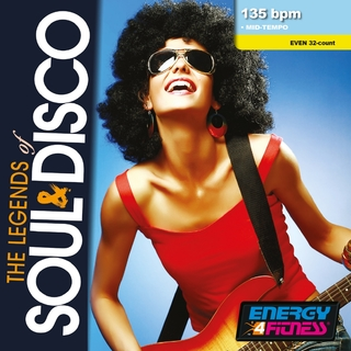 Various Artists - The Legends of Soul and Disco