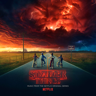 Various Artists - Stranger Things (Soundtrack from the Netflix Original Series)