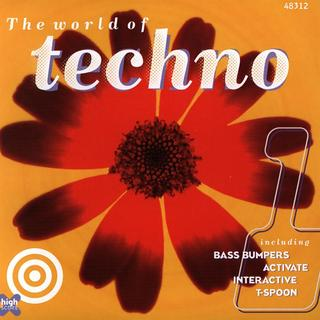Various Artists - The world of techno (Online-Version)