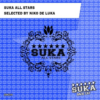 Various Artists - Suka All Stars - Selected by Niko De Luka