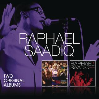 Raphael Saadiq - Stone Rollin'/The Way I See It