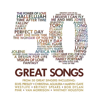 Various Artists - 50 Great Songs