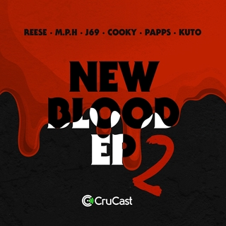 Various Artists - New Blood, Pt. 2 - EP