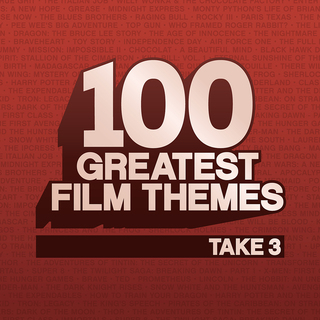 Various Artists - 100 Greatest Film Themes - Take 3