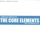 Various Artists - The Core Elements: Instrumentals - Vol.1