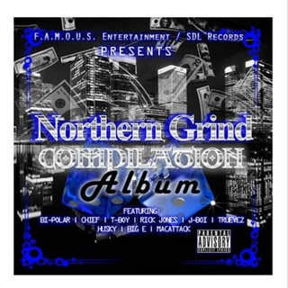 Various Artists - Northern Grind Compilation Album