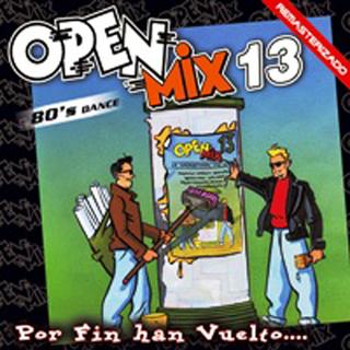 Various Artists - Open Mix 13