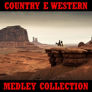 Various Artists - Country & Western Sacred Songs Medley: Let Me Travel Alone / Camping In Canaan's Land / On The Jericho Road / I Like The Old Time Way / I'll Be Listening / Gathering Flowers For The Master's Bouquet / Little Old Church In The Valley / May The Good Lord Bl