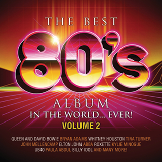 Various Artists - The Best 80s Album In The World…Ever! Volume 2