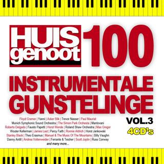 Verskeie Kunstenaars - Huisgenoot 100 Instrumentale Gunstelinge, Vol. 3