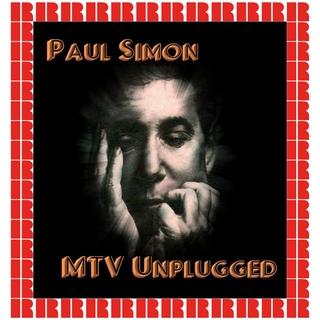 Paul Simon - The Complete MTV Unplugged Show, Kaufman Astoria Studios, New York, March 4th, 1992