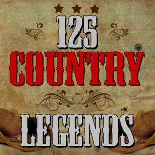 Various Artists - 125 Country Legends