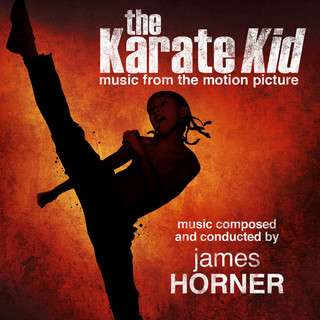 James Horner - The Karate Kid (Music from the Motion Picture)