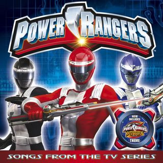 Various Artists - The Best Of Power Rangers: Songs From The TV Series