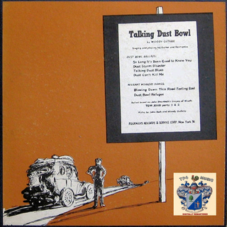 Woody Guthrie - Talking Dust Bowl