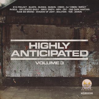 Various Artists - Highly Anticipated, Vol. 3