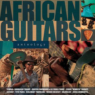 Various Artists - African Guitars Anthology
